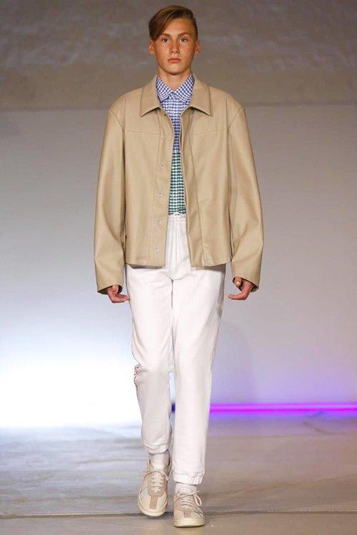 Гоша Рубчинский показал новую коллекцию на Неделе моды в Париже. Изображение № 2.