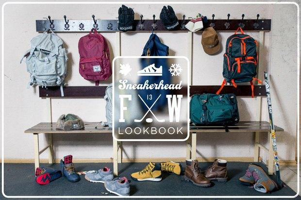 Магазин Sneakerhead опубликовал лукбук новой коллекции. Изображение № 1.