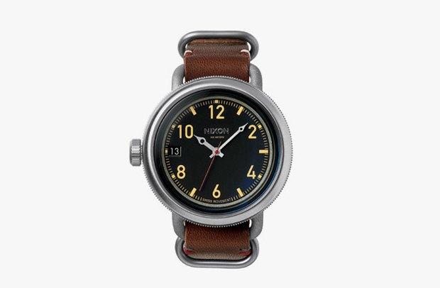 Марка Nixon выпустила новую коллекцию часов. Изображение № 6.