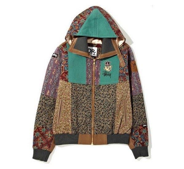 Марка Stussy и дизайнер Даррен Романелли представили совместную коллекцию одежды. Изображение № 2.
