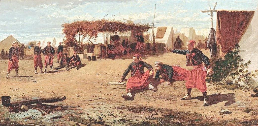 Зуавы: Как французские головорезы стали символом войн XIX века. Изображение № 13.