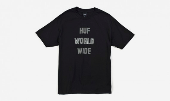 Калифорнийская марка Huf выпустила вторую часть весенней коллекции одежды. Изображение № 19.