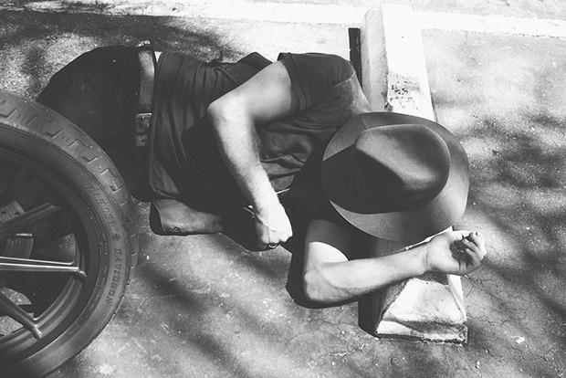 Фоторепортаж создателей марки Brixton из их путешествия по Калифорнии. Изображение № 8.