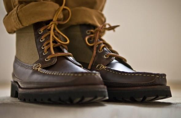 Весенняя коллекция обуви марки Oak Street Bootmakers. Изображение № 3.