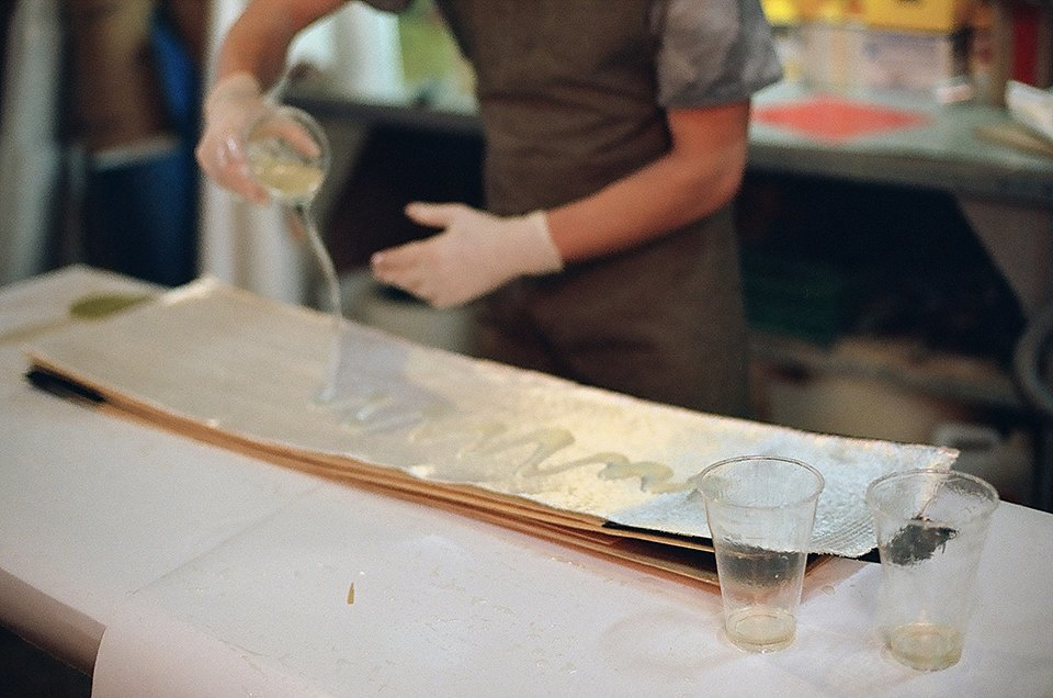 FURFUR х Pepper Customs: Как выглядит процесс создания лонгборда. Изображение № 16.