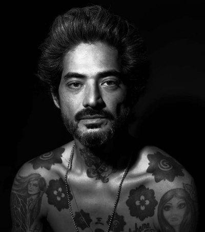 Черная работа: Путеводитель по блэкворку — уникальному стилю татуировок. Изображение № 7.