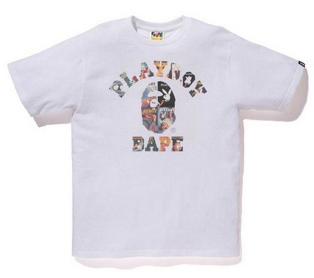 A Bathing Ape и Playboy представили совместную коллекцию одежды. Изображение № 3.