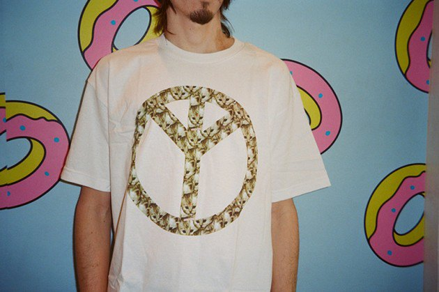 Хип-хоп-группировка Odd Future выпустила весенний лукбук своей коллекции одежды. Изображение № 13.