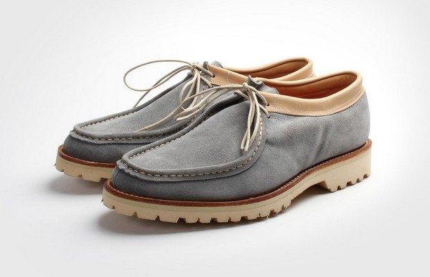 Марка Grenson выпустила весеннюю коллекцию обуви. Изображение № 3.