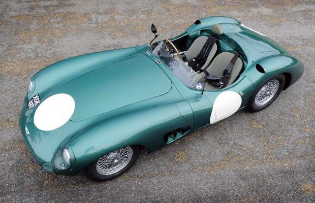 Победитель «Ле-Мана», спорткар Aston Martin DBR1 1957 года, выставлен на аукцион . Изображение № 4.