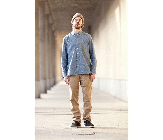 Марка Levi's Streetwear представила весеннюю коллекцию одежды. Изображение № 2.