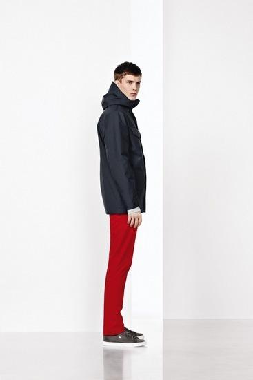 Марка Lacoste представила осеннюю коллекцию одежды. Изображение № 4.