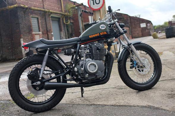 10 лучших мотоциклов года по версии сайта Bike Exif. Изображение № 5.