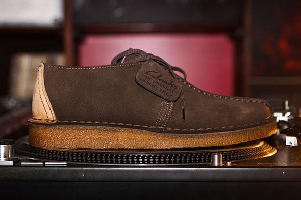 Новая коллекция обуви Clarks Originals. Изображение № 4.