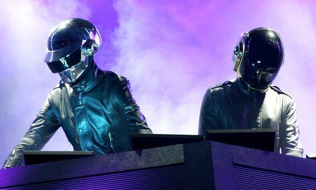 Daft Punk выпустят новый альбом весной. Изображение № 1.