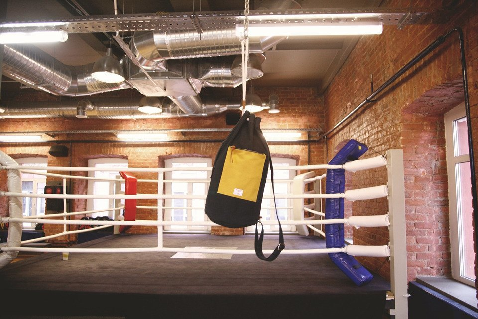 Обзор сумок-торб — рюкзаков самой простой формы. Изображение № 1.
