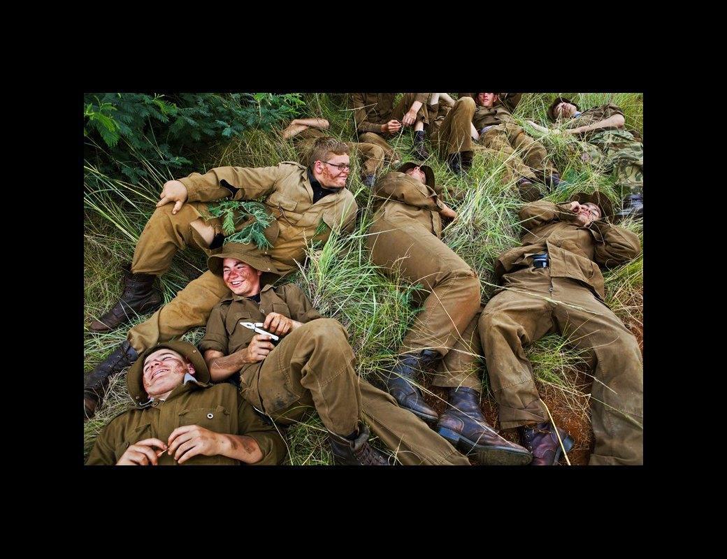 Как подростков ЮАР обучают межрасовой войне в националистических лагерях . Изображение № 10.