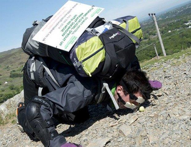 Альпинист закатил носом брюссельскую капусту на километровую гору. Изображение № 1.