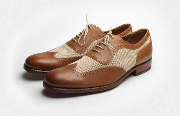 Марка Grenson выпустила весеннюю коллекцию обуви. Изображение № 29.