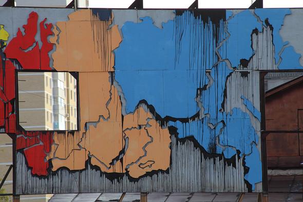 Скетчбук: Уличный художник Radya из Екатеринбурга рассказывает о пяти своих работах. Изображение № 34.