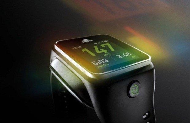 Adidas представила свои «умные» часы. Изображение № 1.