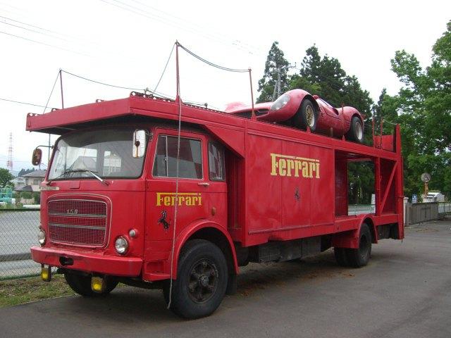 Трейлер для перевозки болидов «Формулы-1» выставлен на продажу. Изображение № 1.