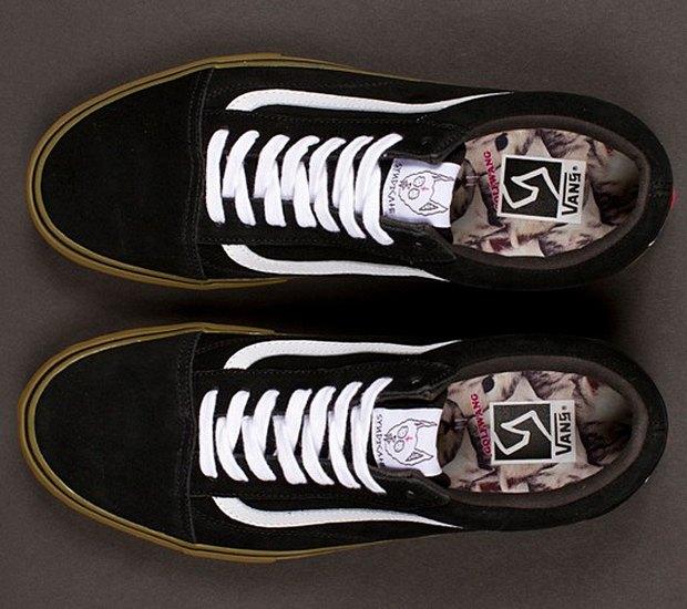 Марка Vans и хип-хоп-группировка Odd Future выпустили совместную коллекцию обуви. Изображение № 3.