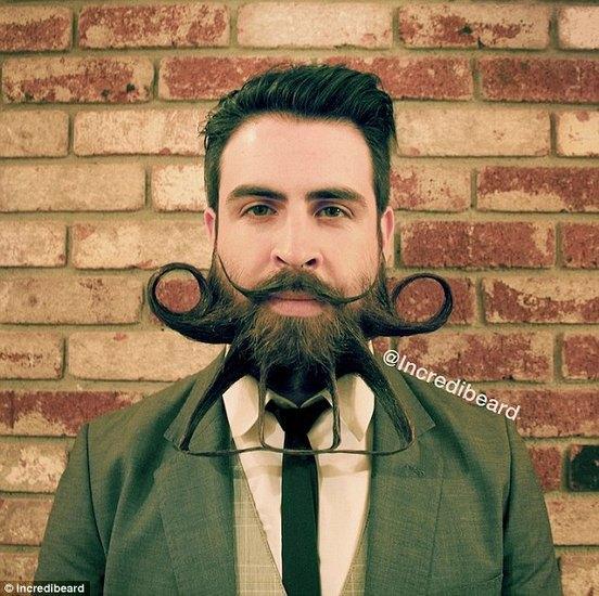 Американец с бородой невероятной формы покоряет блогосферу. Изображение № 9.