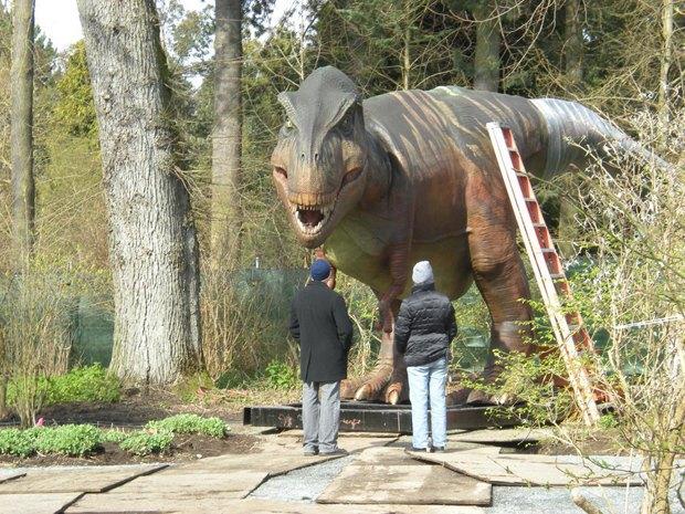 «Парк Юрского периода IV» получил новое название и официальную дату релиза. Изображение № 1.