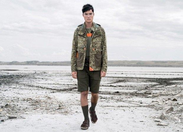 Марки Moncler и White Mountaineering анонсировали новую коллекцию одежды. Изображение № 10.