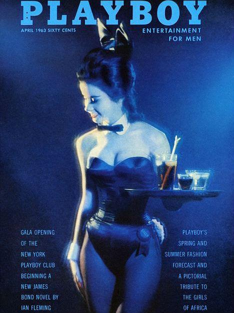 Playboy апрель 1963 года. Изображение № 2.