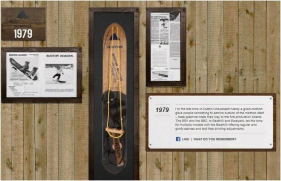 История досок для сноуборда Burton. Изображение № 1.