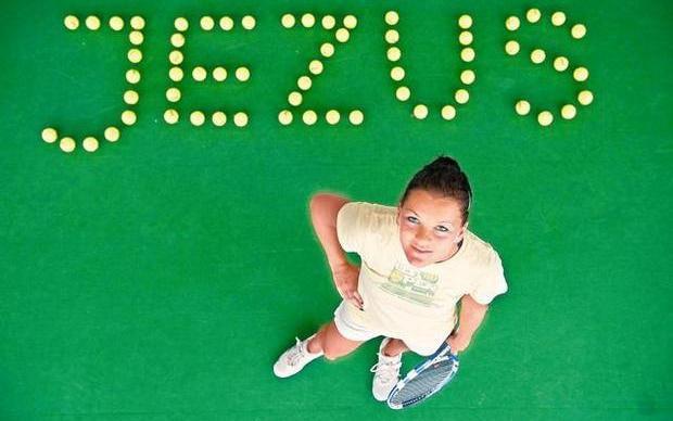 Теннисистку Агнешку Радваньску выгнали из католического общества за откровенную фотосессию. Изображение № 4.