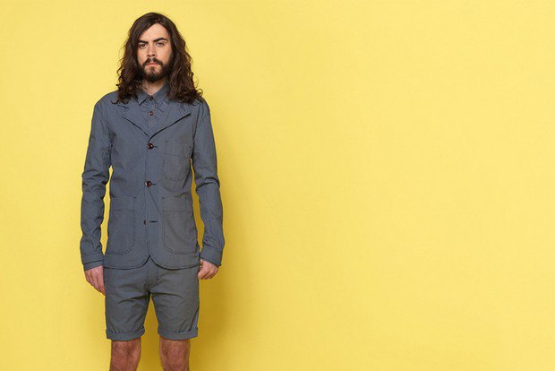 Французская марка Sixpack опубликовала лукбук весенней коллекции одежды. Изображение № 14.