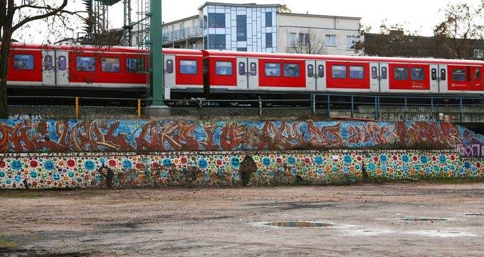 Каким мы запомним немецкого уличного художника Оза. Изображение № 1.