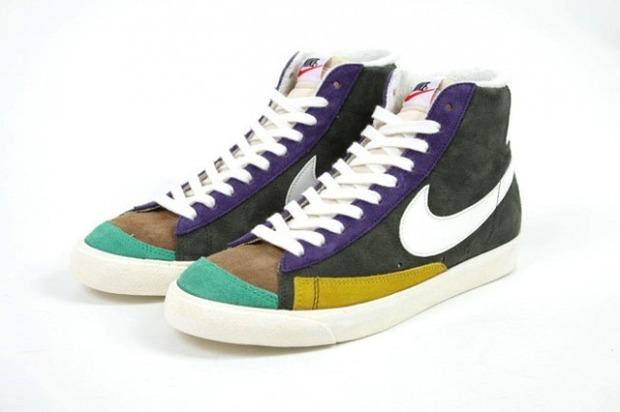 Nike Sportswear выпустила коллекцию винтажных кроссовок. Изображение № 5.