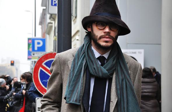 How to: Как завязать шарф. Изображение № 48.