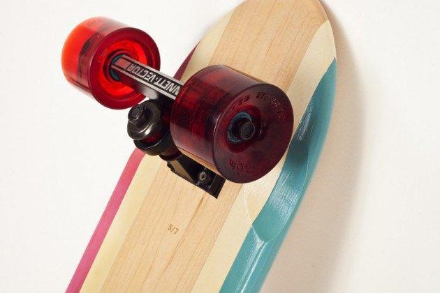 Марка Side Project Skateboards вместе с Jamboree Store представила винтажные скейтборды. Изображение № 5.