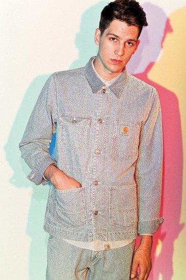 Марка Carhartt WIP выпустила лукбук весенней коллекции одежды. Изображение № 11.