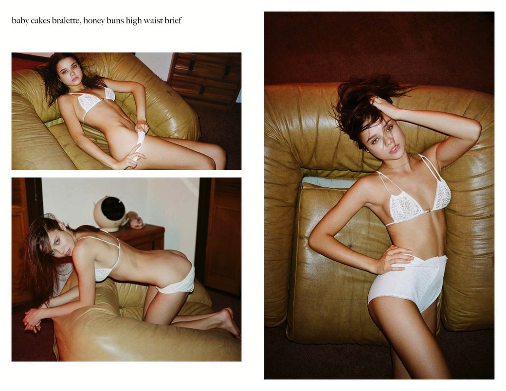 Эротический фотограф Хенрик Пурьенн снял лукбук женского белья для марки For Love & Lemons. Изображение № 20.