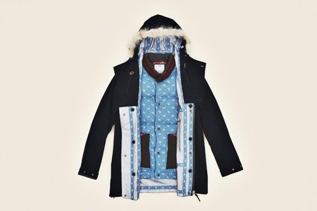 Японская марка Visvim выпустила осеннюю коллекцию одежды. Изображение № 10.
