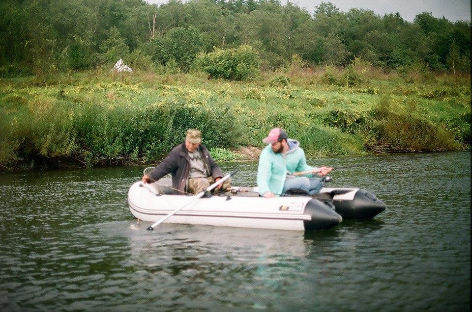 Фоторепортаж: Как редакторы FURFUR съездили на рыбалку. Изображение № 39.