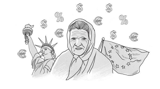 Как формируется цена на одежду в России: Паша Осовцов о том, почему в Fott всё так дорого. Изображение № 2.