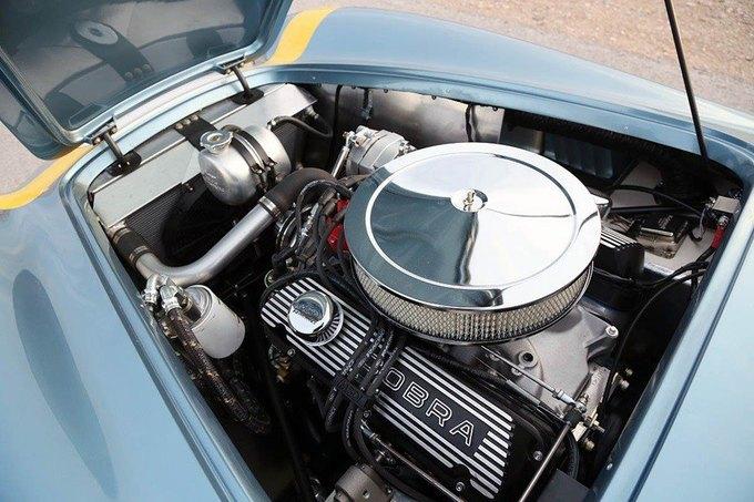 Shelby возродила гоночный спорткар 289 FIA Cobra. Изображение № 3.
