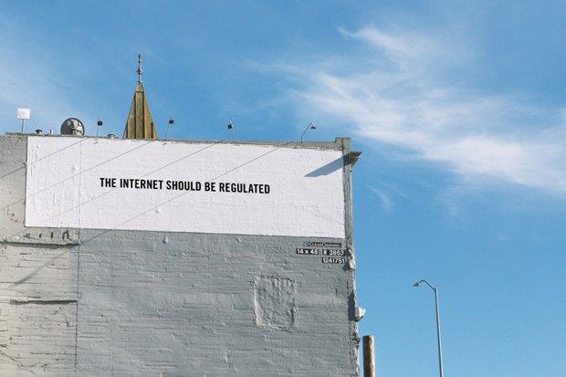 Протокол BitTorrent начал рекламную кампанию в поддержку свободного интернета. Изображение № 1.