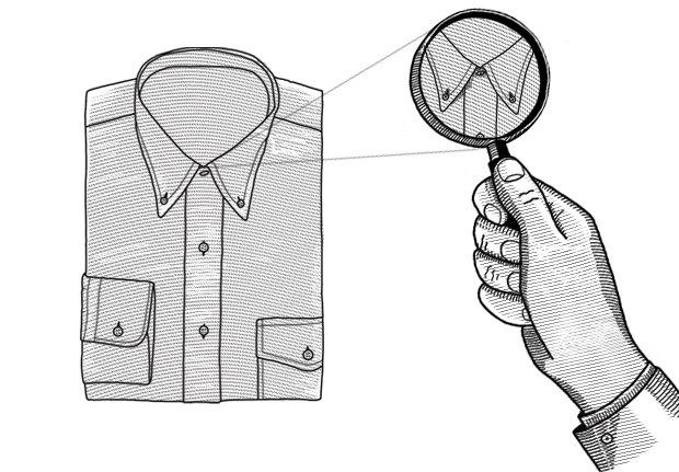 Внимание к деталям: Как появился и для чего нужен воротник button-down. Изображение № 1.