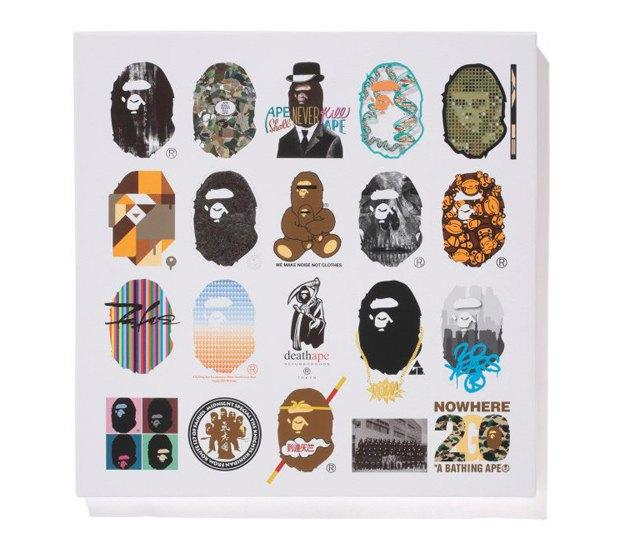 A Bathing Ape представили совместную коллекцию с Канье Уэстом и Фарреллом Уильямсом. Изображение № 22.