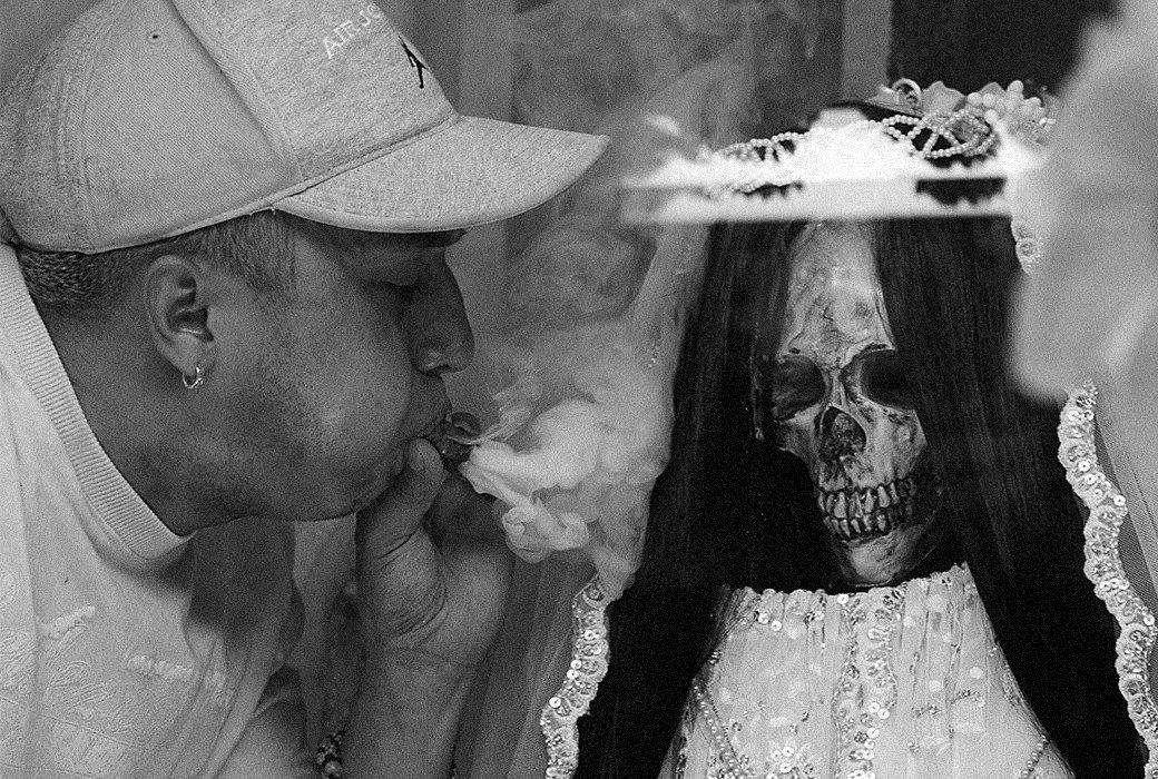 Святая Смерть: Как новый мексиканский культ убивает католичество и людей. Изображение № 1.