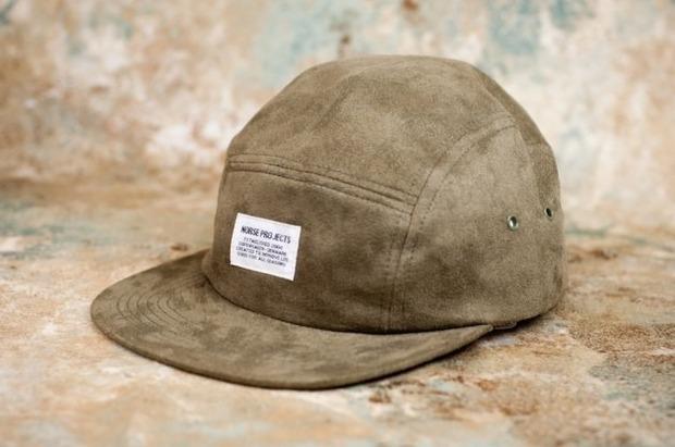 Датская марка Norse Projects представила новую коллекцию кепок. Изображение № 9.
