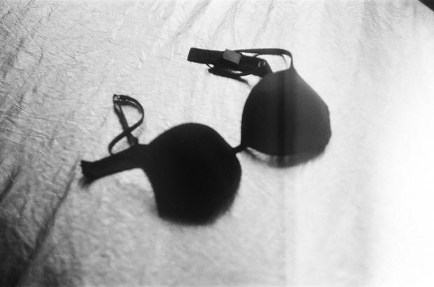 За кадром: Как снимали девушек в мужских вещах. Изображение № 1.